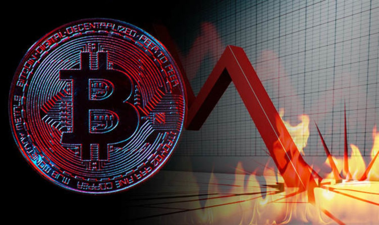 WHY IS BITCOIN PRICE CRASHING SINCE THE BEGINNING OF 2018?